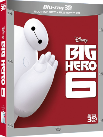 Город героев / Big Hero 6 (2014) BDRip 1080p от Ash61 | 3D-Video