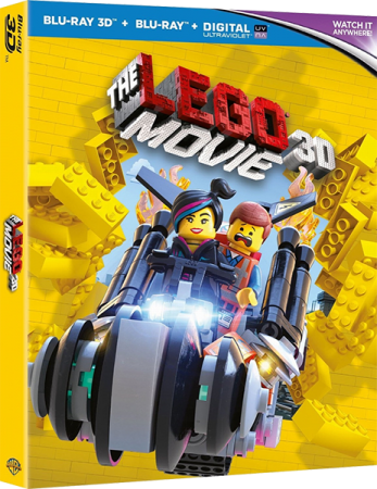 Лего. Фильм / The Lego Movie (2014) BDRip 1080p от Ash61 | 3D-Video