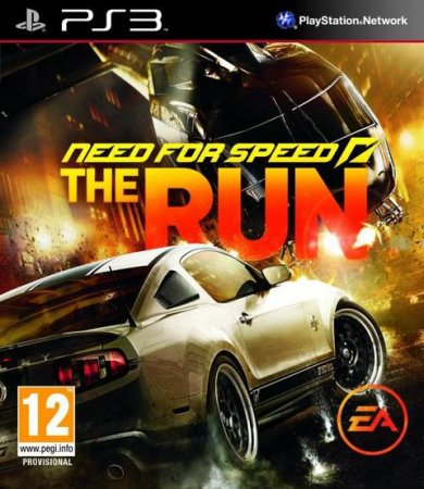 Need for Speed The Run [PS3] [EUR] [Ru] (2011)
