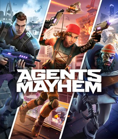 Agents of Mayhem (2017) RePack от xatab