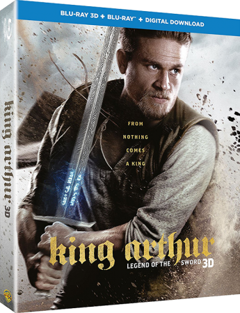 Меч короля Артура / King Arthur: Legend of the Sword (2017) BDRip 1080p (3D-Video)