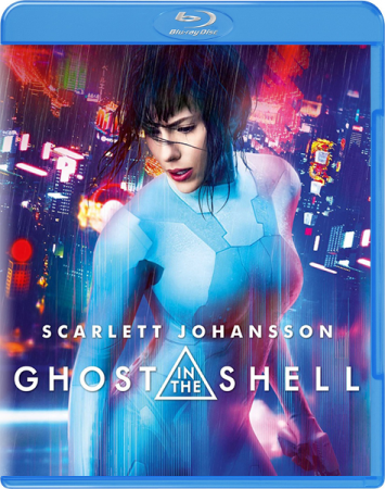 Призрак в доспехах / Ghost in the Shell (2017) BDRip 1080p (3D-Video)