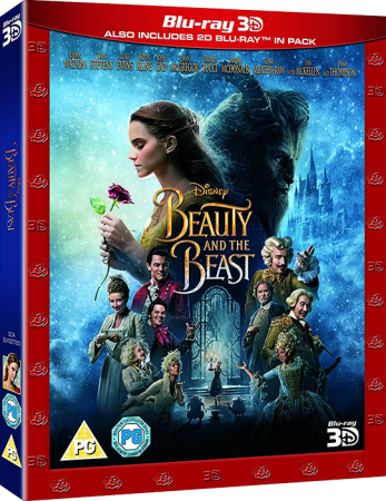 Красавица и чудовище / Beauty and the Beast (2017) BDRip 1080p (3D-Video)