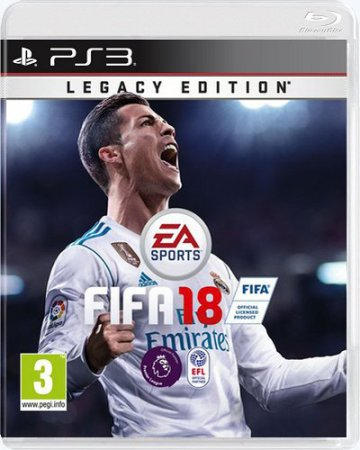 FIFA 18 Legacy Edition (2017) [PS3] [Ru/Multi]