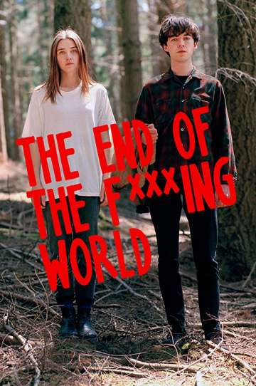 Конец ***го мира / The End of the F***ing World