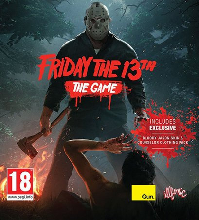 Friday the 13th: The Game (2017) RePack от FitGirl