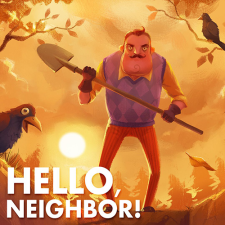 Hello Neighbor [v 1.1.2] (2017) RePack от xatab