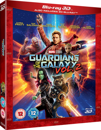 Стражи Галактики. Часть 2 / Guardians of the Galaxy Vol. 2 (2017) BDRip 1080p 3D-Video