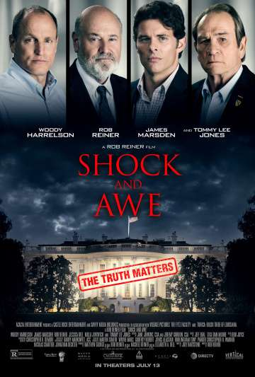 Шок и трепет / Shock and Awe (2017)