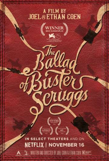 Баллада Бастера Скраггса / The Ballad of Buster Scruggs (2018)