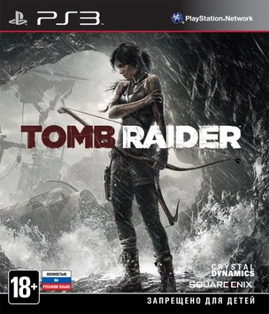 Tomb Raider [PS3] (2013)