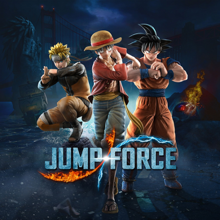 Jump Force - Ultimate Edition (2019) RePack от xatab