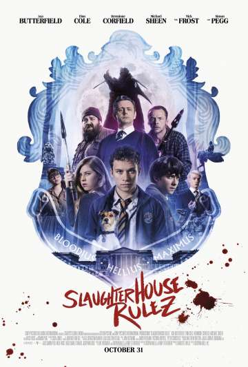 Правила бойни / Slaughterhouse Rulez (2018)