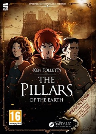 Ken Follett's The Pillars of the Earth: Book 1-3 (2017) RePack от xatab