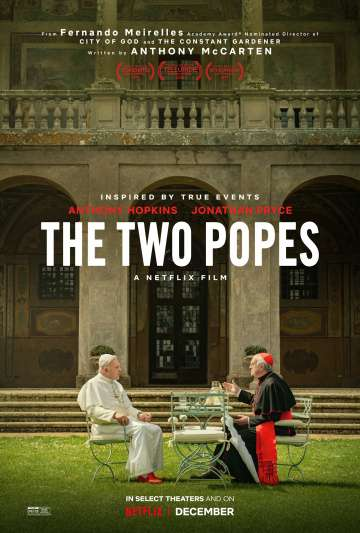 Два Папы / The Two Popes (2019)