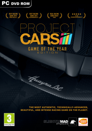 Project CARS: Game of the Year Edition (2015) RePack от xatab