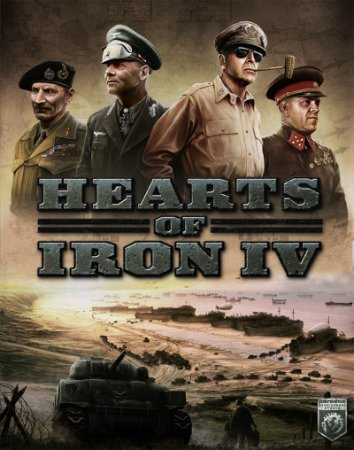 Hearts of Iron IV: Field Marshal Edition (2016) RePack от xatab